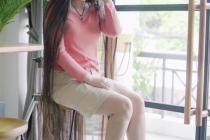 호찌민, 2미터 머리카락 여성…, 동영상으로 한 달에 천만동 수입
