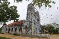 베트남 중남부, 수세기 전에 건설된 고딕양식의 재발견