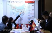 러시아 철도, 베트남행 화물 열차 편성