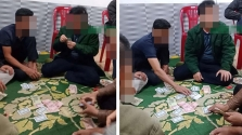 마을 인민위원장 도박 혐의로 '정직', SNS에 사진 올렸다 발각