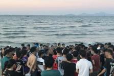 꽝남성: 신원 불명의 외국인 시체 발견.., 40세 추정, 반바지 차림