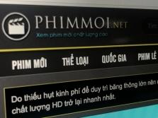베트남, 불법 복제 영화 제공 사이트 접속 차단