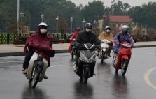 베트남 북부 일부지역 내일 밤부터 추워지고 비바람 예보