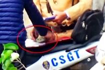 조만간 일반인들도 교통 경찰의 단속 상황 촬영해 제출 가능할수도..,