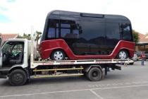 빈패스트 산하 빈버스가 생산한 전기 버스 공개.., 내년초부터 운행 예상
