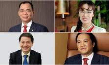 포브스: 2020년 세계 최고 부자 리스트에 베트남인 4명 포함
