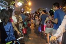 하노이, 냄새나는 수돗물 대란의 생생한 현장