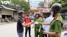 하노이시: 오늘부터 코로나 방역 위반자 단속팀 운영