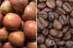 남아도는 국산 사과, 베트남산 커피와 맞교환한다
