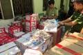 """하노이, 중국에서 밀수된 저가의 """"월병"""" 1,000개 압수"""