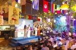 베트남, 월드컵 열기 달아올라..., 함께 모여 경기 시청