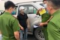 하노이, 7인승 자동차 운전자 승객 의료 검역 거부해 엄정 처리 예고