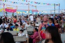 코로나는? 호이안에서 열린 음식/음악 축제에 수천 명 참가