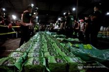 베트남에서 출발한 267kg가량의 마약 필리핀 당국과 협력해 검거