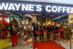 스웨덴 Wayne's Coffee, 베트남에 첫 매장 오픈..., 유기농 원두 사용