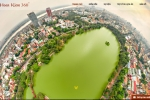 하노이, 주요 명소 360도 파노라마 영상 무료 공개