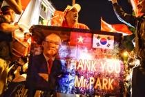 AFF 스즈키컵: 필리핀전 응원 이모저모