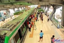 베트남 최초의 도시철도 운행은 또 연기.., 중국 전문가 입국 지연