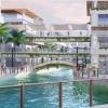 응옌성: 에코파크에 수상 쇼핑센터 예정.., 2022년 착공