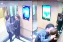 갑론을박: 엘리베이터에서 여성을 강제로 성추행한 범인에 벌금 20만동?