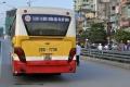 시내버스 교통사고로 퇴근길 정체