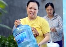 하노이, 수도공급 중단 결정.., 폐유로 오염된 시설 복구를 위해 무기한 잠정 중단