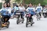 하노이, 교통 안전을 위해 전기 자전거 관리 강화 제안