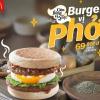 맥도날드: 쌀국수맛 버거 출시.., 가격은 일반 쌀국수 보다 비싸