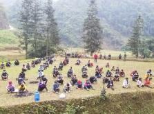 중국에서 일자리 잃은 베트남 근로자 수 백명 귀국 행렬