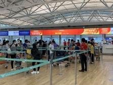 비엣젯항공: 한국에서 약 230명의 자국민 입국 후 바로 격리