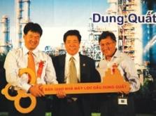 Dung Quat 정유공장 매출 연 65조동 예상