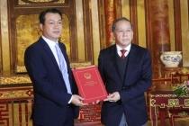 베트남 중부에 대규모 버스 제조 공장 프로젝트 승인.., 2년내 가동 예상