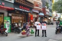 베트남 교민들도 일본제품 불매운동 동참