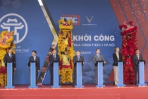 하노이, 2020년 4월 개최 예정인 F1 대회를 위한 서킷 건설 착공