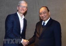 애플, 베트남에 데이터센터 구축 검토.., 타사 의존도 줄이기 위한 노력