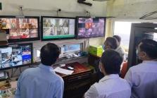 호찌민시: 호텔 격리 시설 24시간 복도 감시 카메라로 관리