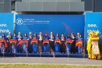 독일계 자동차 섀시 업체 ZF, 하이퐁에서 공장 착공식 거행.., 본격 가동 예정