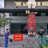 하노이시: 가든힐 아파트에서 양성 사례 2건 추가.., 누적 27건으로 증가