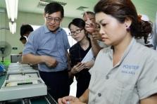 베트남 로컬기업들의 '삼성' 협력업체 진입..., 현지 진출 한국업체는?