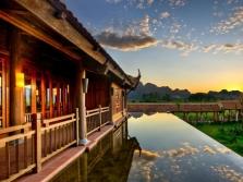 하노이 인근 뗏 기간 중 방문할 수 있는 럭셔리 리조트