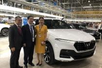 """빈패스트: 자체 생산 고급 자동차 라인업 """"Lux"""" 고객 전달 시작"""