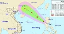 베트남 북부지역 내일부터 태풍 간접 영향권