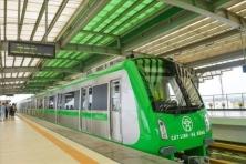 베트남 최초의 지하철 깟링-하동 노선 12월부터 시범운행 예정