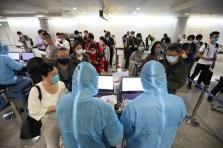 호찌민시: 인근 지역에서 근무할 외국인 특별입국 신청은 각 성에 접수