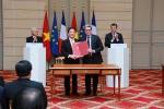 베트남 대기업, 하노이 지하철 3호선 건설위해 프랑스 기업과 MOU