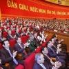 베트남 공산당 전당대회 예정보다 하루 일찍 오늘 종료 예정