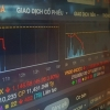 베트남 주가 급락에 투자자들 패닉 상태에서 투매나서