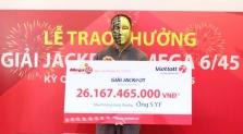 외국인 최초로 베트남 로또 당첨, 메가 6/45에서 약 12억원 당첨금 수령