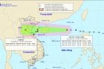 태풍 'Son Tinh', 베트남 북부 지역으로 접근 중