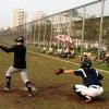 하노이 JK야구단 : 베트남 청년 야구단 경기